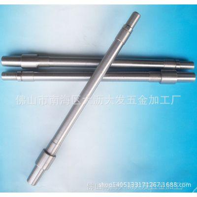 广州生产厂家 轴加工 精密轴类五金机加工 精密机械零件加工定做
