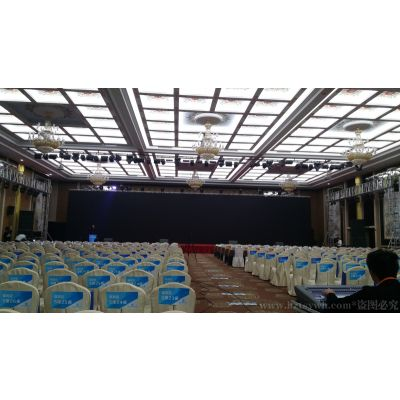 杭州线阵音响、LED大屏租赁服务供应商