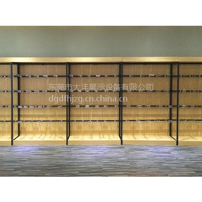 大沣DF-010日用品精品超市货架单面展示柜