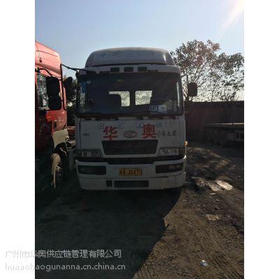 供应花都/番禺到黄埔港 南沙港 深圳港的拖车服务