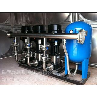 供应陕西大荔变频恒压供水,无塔上水器,无负压供水设备ZH-5694卓翰科技