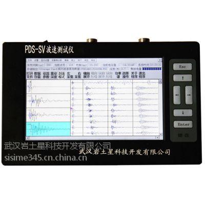 供应武汉岩土星PDS系列波速测试仪