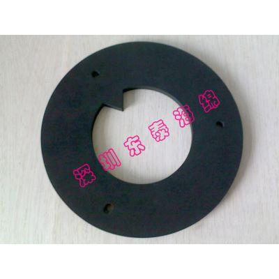 供应进口橡胶泡棉成型密封条/电子产品防火CR泡棉