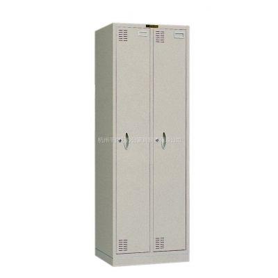千百万厂家定制千百万钢制更衣柜、二门更衣柜、电子密码更衣柜