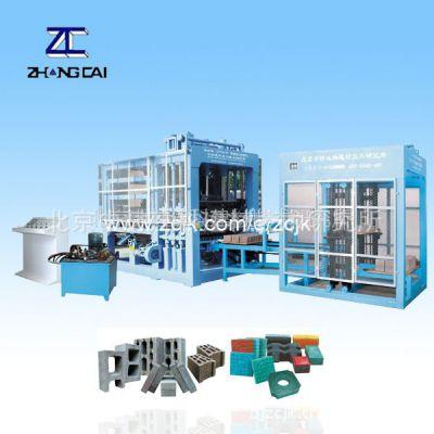 供应大型液压制砖机、水泥砖机、空心砌块、环保砖机、多功能制砖机