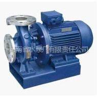 供应河南省水泵厂 豫水牌ISWB单级单吸卧式油泵离心泵生产商 潜水泵
