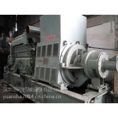 河南二手柴油发电机出售-长期提供100-1600KW发电机出租出售