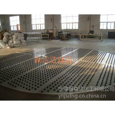 高耐磨抗冲击不粘料搅拌均匀的造球盘UHMW-PE衬板生产供应商