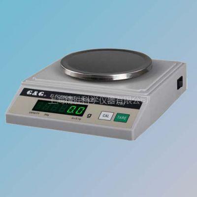 精度0.1g的电子天子天平 T500双杰牌电子天平,中美技术合作,美国双杰,500g/0.1g