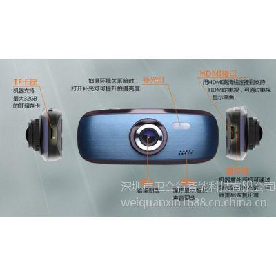 主打产品行车记录议H200联咏 NT96650主控