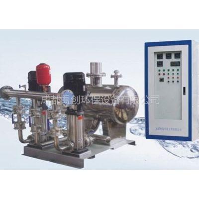 供应YC管网叠压(无负压)变频供水设备;成都除铁锰水处理设备