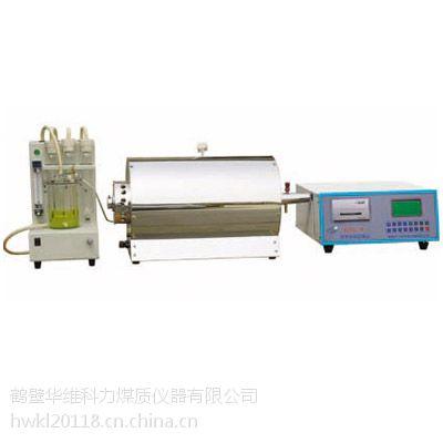 KZDL-9汉显测硫仪,华维科力煤质仪器公司提供