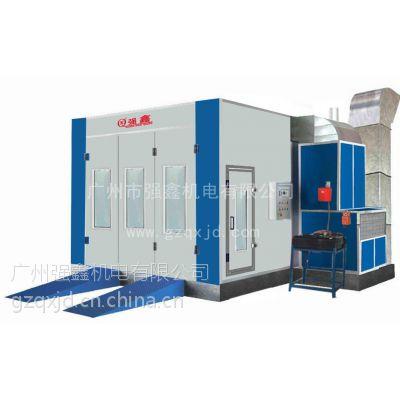 供应QX1000燃油汽车烤漆房 50-75度