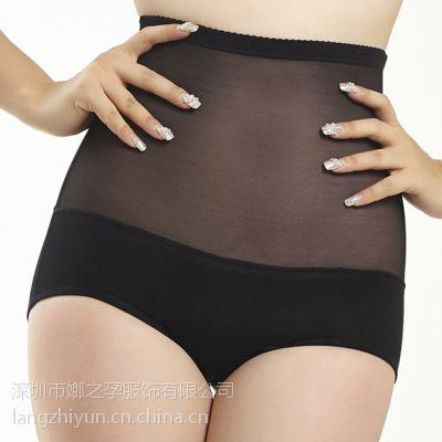 厂家批发女士爆款无痕产后收腹内裤高腰提臀塑身大码瘦身束腹短裤