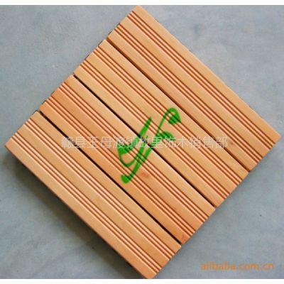 供应亲近自然 防水 防滑 巴劳 户内外地板 特价 朴实平和 全实木地板
