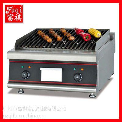 富祺EB-689豪华火山石烧烤炉 烧烤机 烧鸡炉 欢迎选购