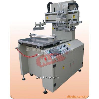 供应KS-4060PFR 前后跑台式平面丝印机(厂家)