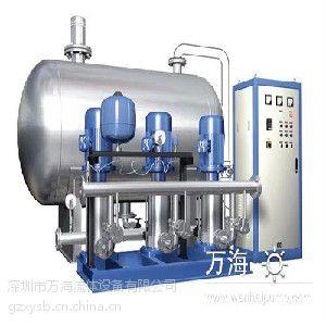 广东质量可靠的无负压供水设备供应 潮州无负压供水设备