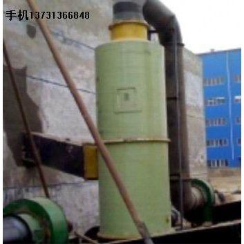 供应锅炉配套设备--脱硫除尘器