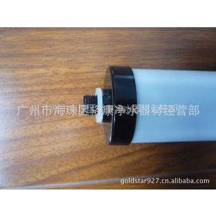 供应锁牙UDF滤芯 道尔顿锁牙滤芯 KDF 颗粒炭 软 长度:22cm