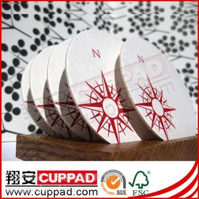 居家好礼杯垫摆饰品淘宝促销赠品纸杯垫纸杯杯垫吸水杯垫礼品杯垫