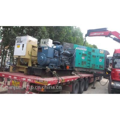三亚租发电机高品质发电机 耗油低的发电机进口五十铃发电机组