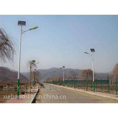 飞鸟产邯郸河沙镇农村新款太阳能路灯 实用性路灯 绿色环保节能
