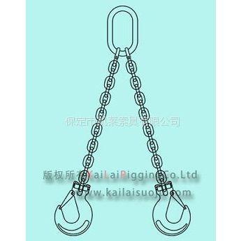 供应双肢链条索具