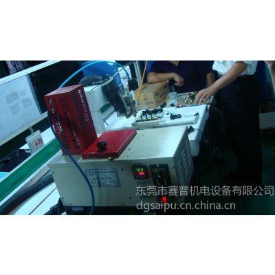 供应供应3公斤热熔胶机,电子产品注胶!