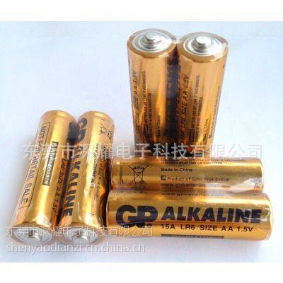 原装正品 GP超霸、五号、5号、AA、LR6、碱性、环保干电池