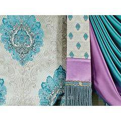 做工精美的欧式布艺窗帘在海口火热畅销,创意窗帘