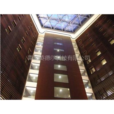 青岛3M木纹膜装饰膜隔断美观玻璃窗贴膜