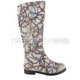 供应冬季保暖 新款时尚女靴 棉鞋 各种款式 太极鞋 武术鞋