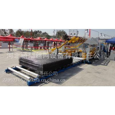 供应钢筋网焊机 简易型 操控系统:触摸屏 动力系统:气动机