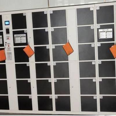 锦祥24门超市存储柜 电子存包柜条码 沈阳电子存包柜卖多少钱