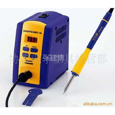 供应HAKKO 焊台HAKKO FX-951无铅恒温电焊台T12烙铁咀