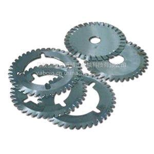 供应圆齿刀 橡胶机械圆形齿刀 高速钢橡胶切割圆齿刀 轮胎橡胶分切机圆齿刀 齿形圆刀片