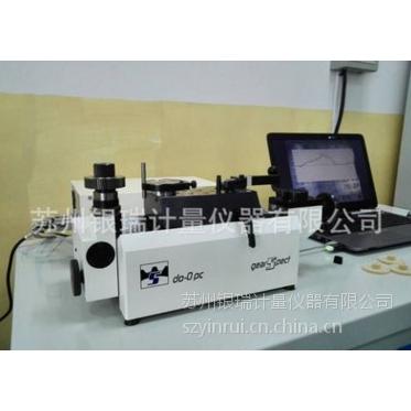 gearSpect 数字式小型圆柱齿轮双面啮合测量仪DO - 0 PC,小齿轮双面啮合测量仪