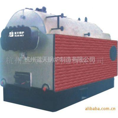 供应2吨/小时生物质燃料锅炉