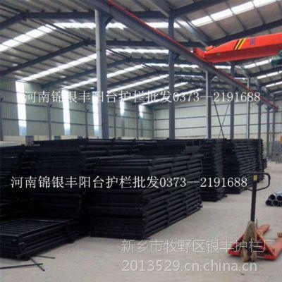 陕西省西安阳台栏杆制作 阳台护栏生产厂家 锌钢阳台栏杆优质产品