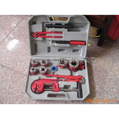 供应12件套水管组套工具,套丝机,铰板