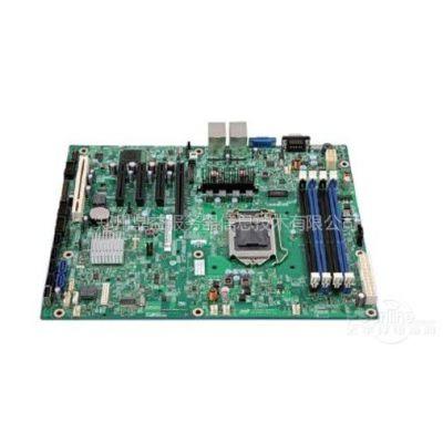 供应郑州全新INTELS1200BTL服务器主板 高性能单路主板 低价促销 E3 32G
