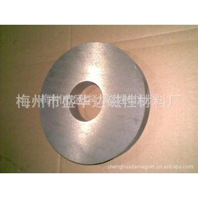 供应钕铁硼磁铁、磁选机强磁、N40圆环Φ100XΦ50X20黑片