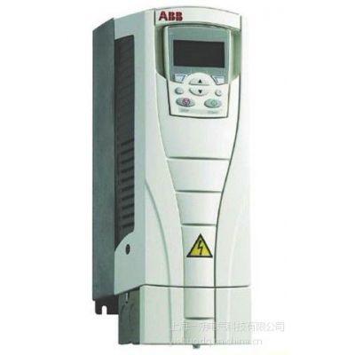 供应ABB变频器ACS510、ACS550、ACS355、ACS800全系列一级代理商现货