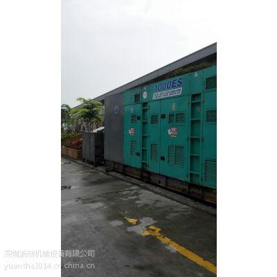 揭阳石化、油田租用1200KW发电机组