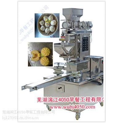 江苏南京批量 生产包子机的机器多少钱