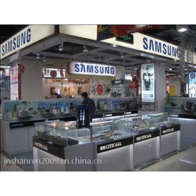 山东临沂展柜设计制作厂家,临沂周边展柜,商场展柜设计公司