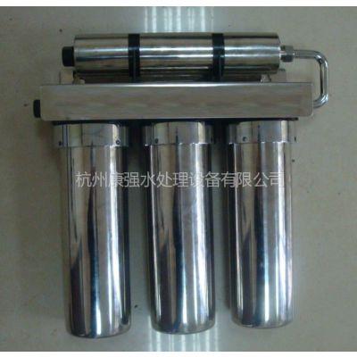 供应高磁活化净水器【不锈钢材质 四级净化 磁化水】