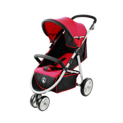 铝合金婴儿三轮推车 轻便豪华款婴儿车 三轮推车宝宝童车