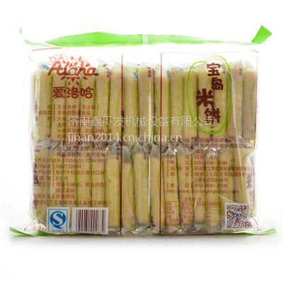 济南鑫贝发机械设备有限公司台湾米饼生产线XBF-65